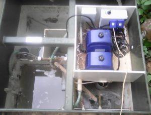 Автономная канализация Топас фото